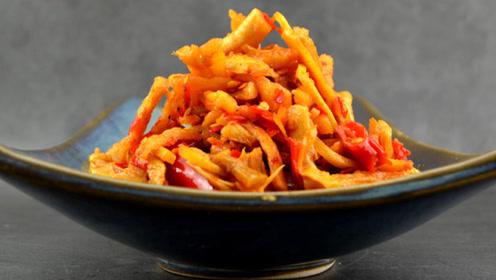 用这个方法腌萝卜,给肉都不换,又脆又香又下饭,吃一次就忘不了