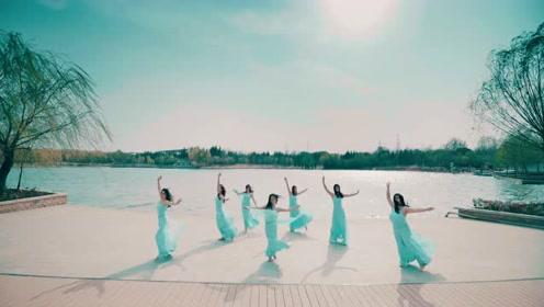 中国气质女神舞绎神秘东方舞,传承文化更显魅力!