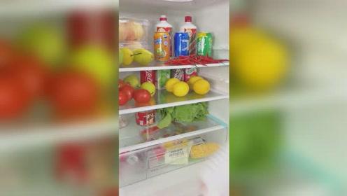 别在让你家冰箱乱七八糟的啦!