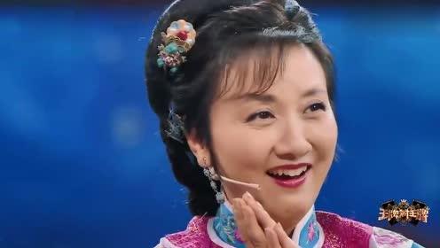 王牌:64岁张国立现场给邓婕补办婚礼,邓婕看到婚纱都眼睛亮了
