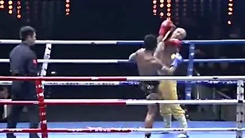 回顾老对手武僧一龙和泰拳王播求精彩比赛,一龙最终取胜成大赢家