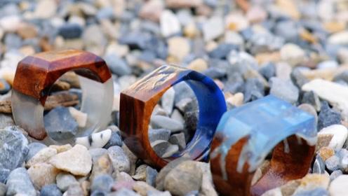 谁说技术宅不懂浪漫?自己DIY的戒指,送女友应该会很高兴!