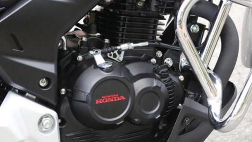 五羊本田还是新大洲本田!190cc排量谁更强,LED大灯+可调式风挡