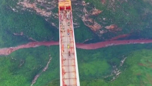 亚洲一座400年前的石灰桥,比玻璃栈道还危险,建成原因至今成谜!