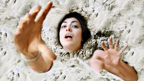 如果不小心掉入流沙,怎样做才能自救?看完不再慌了