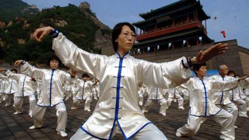 深受欢迎!超150万日本人练习太极,7成为女性