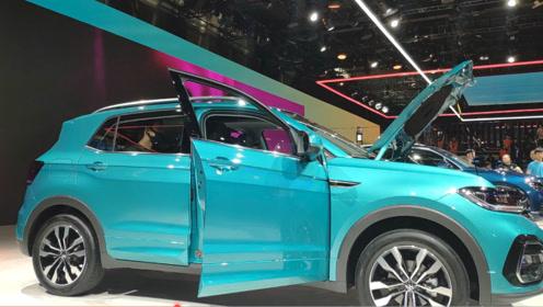 大众又一帅气SUV,11.49万起,轴距达2651mm