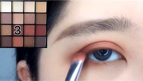 好看的眼珠珠耶,给大家分享眼妆的视频教程哦