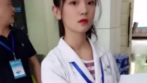 最美女医生!病人直呼不想出院,这样的女孩你想娶吗?