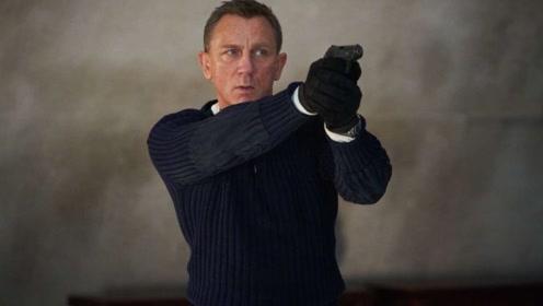 邦德回归!《007:无暇赴死》中文预告