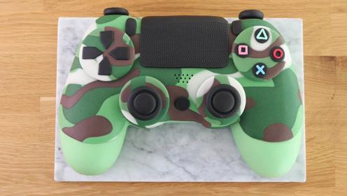 """PS4""""手柄""""再遭蛋糕师重装,网友:老夫这回吃定了!"""