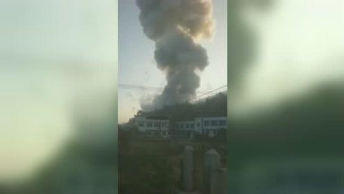 突发!湖南浏阳一花炮厂爆炸 致1死1伤有民房受损