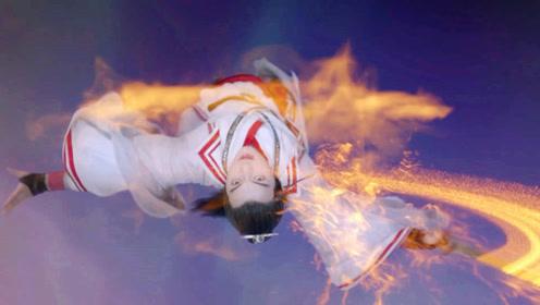 从前有座灵剑山:王陆变身九州地灵,与仙王同归于尽,王舞伤心了