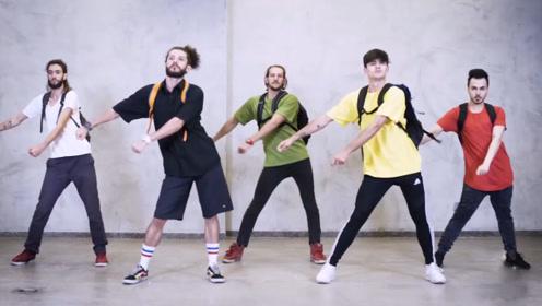 经典再现!无人超越的舞蹈《The Evolution of Dance》,让我们一起重温吧
