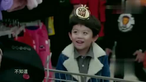 贾乃亮超市碰见小朋友叫爸爸,吓得赶紧走,不然明天该上头条了!