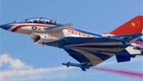 新中国之鹰歼10,改变了中国航空史,关键技术成就了今天的歼20