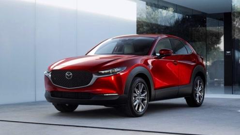 马自达全新SUV将国产!外形更加硬朗,起售价10万,极具性价比
