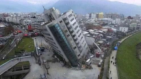"""假如发生""""地震""""住在高层和底层的人谁更安全?动画还原全部过程"""