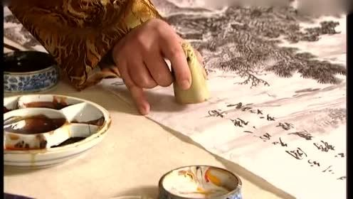 雍正王朝:年羹尧不愧是大将之才,谢恩的方式都那么独特