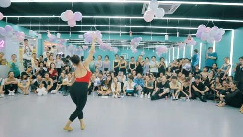 存在于你身边的舞蹈爱好者!梦想总需要跨出第一步