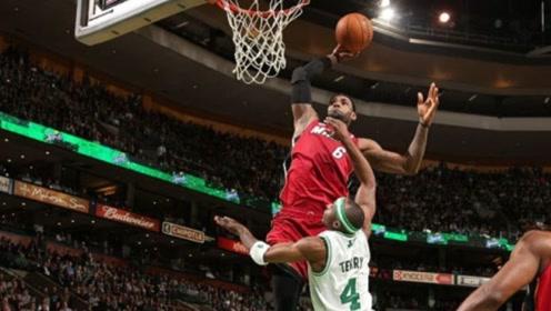 在你头上暴扣!NBA劲爆隔人空接混剪