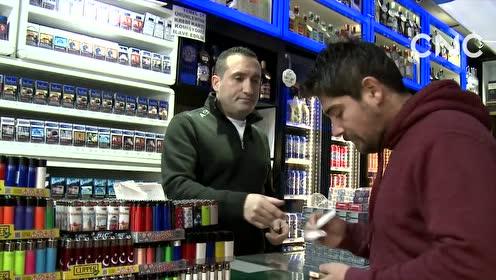 AI合成主播│土耳其简化香烟包装以求减少烟民