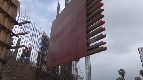 看了德国建造高楼扎钢筋,才知道什么叫质量,不得不服!