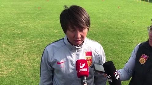 李铁谈接班里皮:国家选拔队就是国家队,带队征战东亚杯令我自豪