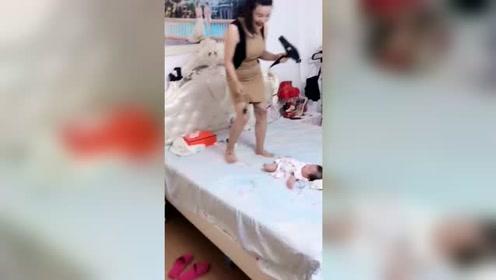 今年的猪宝宝不好带啊,为娘我也是尽力了!
