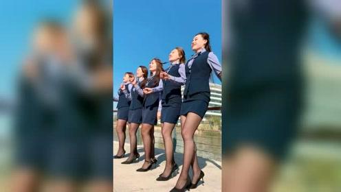 这五个小姐姐谁跳的最好看,我喜欢右一你呢?