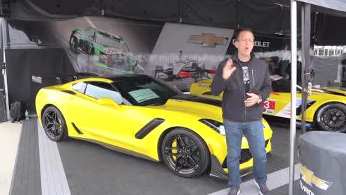 外媒体验2019 款Corvette ZR1