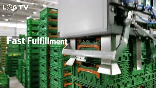 准确率100%,零售、电商、3PL都通用的自动拣货系统