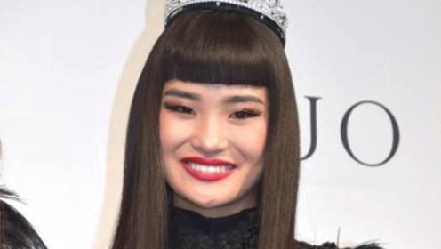 """""""2019环球小姐日本冠军""""诞生 美得不可方物"""