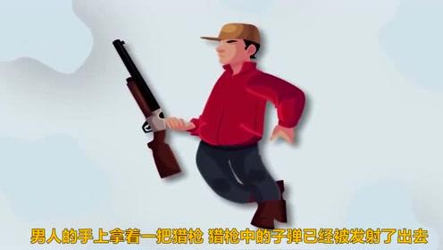 脑力测试:小王知道雪中男人不是被谋杀的,那么他是怎么死的?大家猜猜