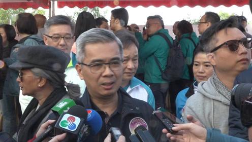 香港美国商会会长被拒入境 澳门保安司司长:安全是唯一考量