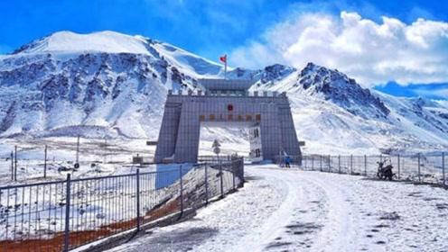"""中国最接近""""天堂""""的口岸,人迹罕至,是唐僧取经必经之路"""