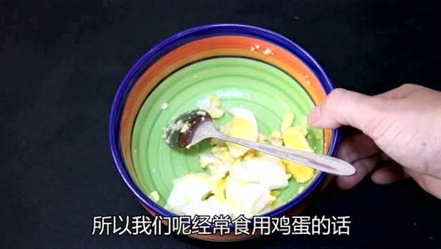 鸡蛋和它捣碎吃,没想到作用这么厉害!家家都能用到