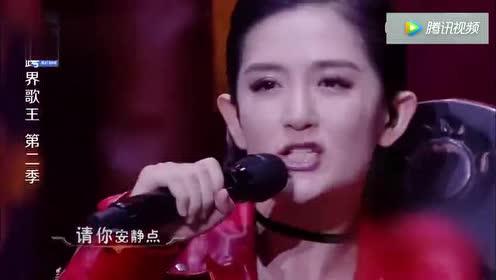 谢娜唱歌这么好听?听完这首《将军令》!竟觉得娜姐有点帅
