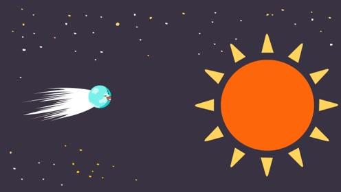 天文小知识,同学们,为什么彗星的尾巴总是背向太阳的方向?
