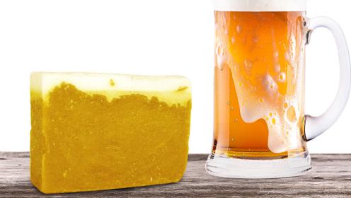 用完会让人醉的肥皂,自造肥皂还有这效果,够神奇的!