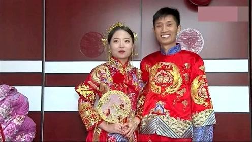 体育老师娶了语文老师,追了她5年,猜猜有多漂亮?