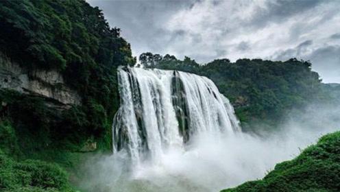 """世界上""""最高""""的人造瀑布,高度达108米,就在中国贵州"""