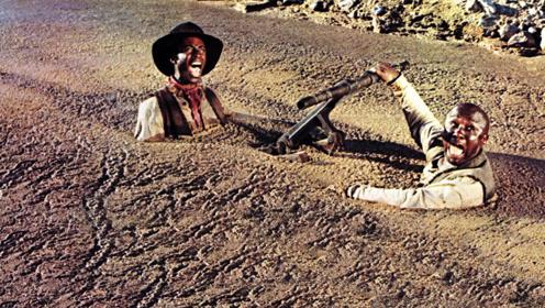 沙漠除了沙尘暴,还会带来什么危险呢?看完这个试验让人心惊肉跳