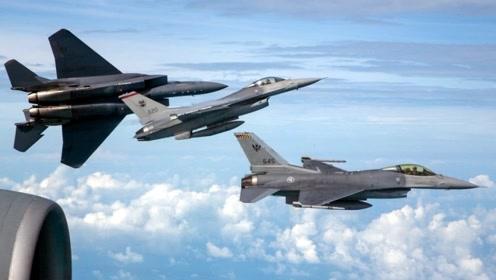新加坡战机驻训关岛背后的美国算盘,会否绑上遏制中国的战车?