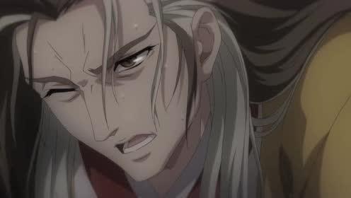 王权霸业即使失了剑心也有如此的威力!只可惜已是白发苍苍!