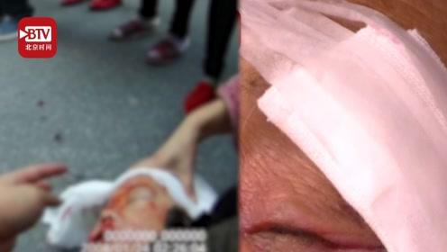 安徽一男童6楼坠落砸中八旬老太 警方:两人都无生命危险 真是个奇迹