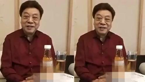 赵忠祥为企业录视频被当作代言宣传,网友:赵老师亏了