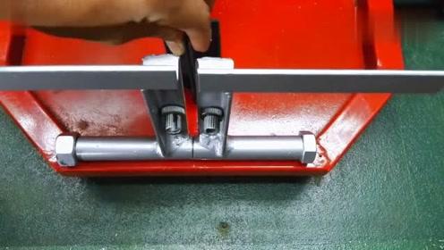 恕我直言,这位焊工师傅动手能力真厉害,焊接的成品太惊艳了!
