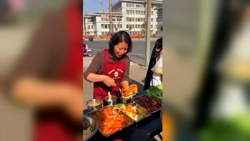 郭阿姨去扬州做了调查,有多少孩子喜欢吃肉