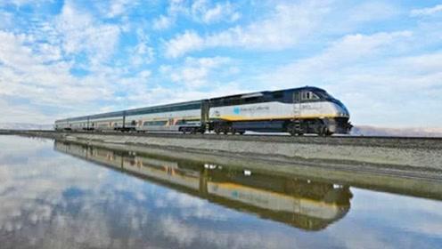 为什么美国一直不建高铁,等坐一次美国火车,你全部都明白了